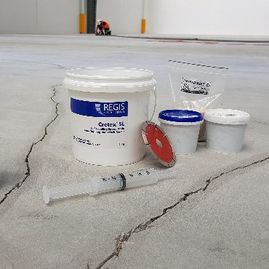 Cretex SL epoxy resin