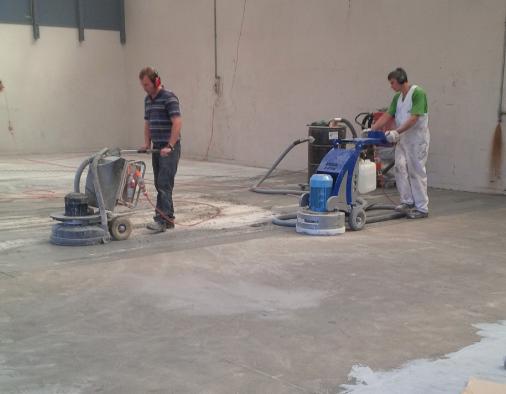 Concrete Resurfacing NZ | Hangar Floor Repair | Floor